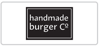 15% off food at Handmade Burger Logo